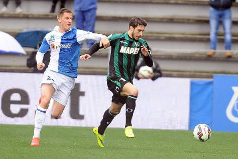 Inter, sfuma Vrsaljko (Getty Images)