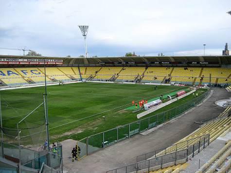 Stadio 'Braglia' di Modena