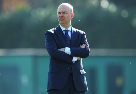 Inter-Napoli, ha parlato Marco Fassone (Getty Images)