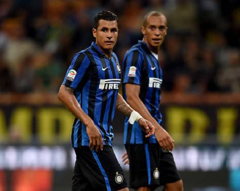 Inter, Miranda e Murillo ©Getty Images
