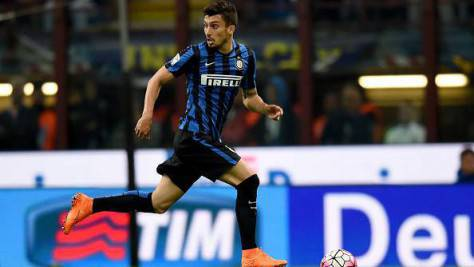 Inter, Alex Telles in azione (Getty Images)