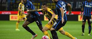 Ljajic in Inter-Verona