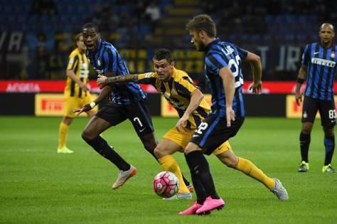 Ljajic in Inter-Verona