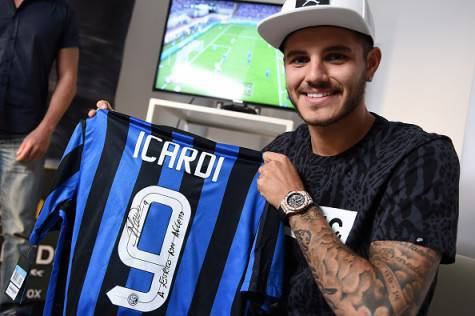 Mauro Icardi ©Getty Images