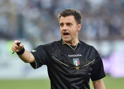 Napoli-Inter affidata a Rizzoli (Getty Images)