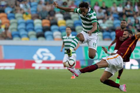 André Carrillo in azione ©Getty Images