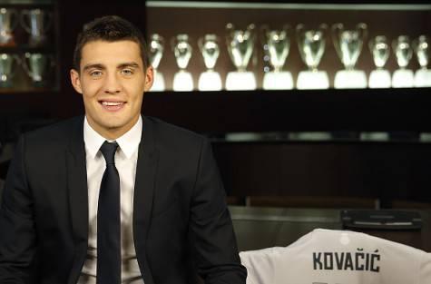 Inter, Kovacic nella sala trofei del Real Madrid (Getty Images)