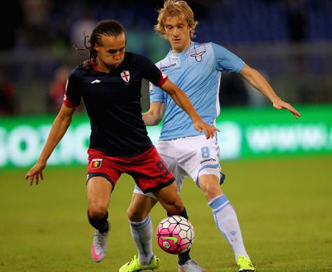 Laxalt in azione ©Getty Images