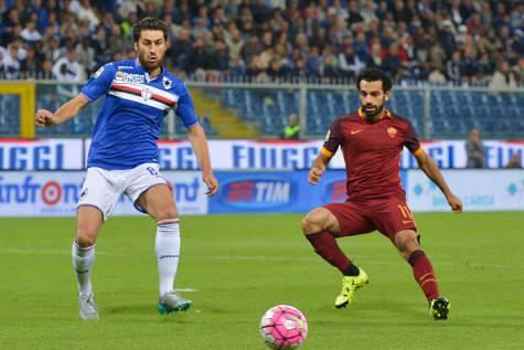 Ervin Zukanovic con la maglia della Sampdoria ©Getty Images