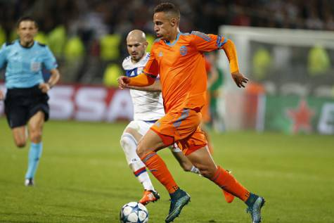 Rodrigo Moreno in azione