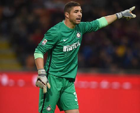 Inter-Cska Sofia 1-2, Carrizo si arrabbia con un tifoso ©Getty Images