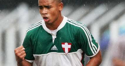 Gabriel Jesus, talento del Palmeiras
