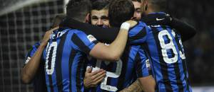 L'Inter festeggia (Getty Images)