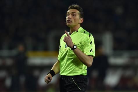 Juventus Inter arbitro Irrati