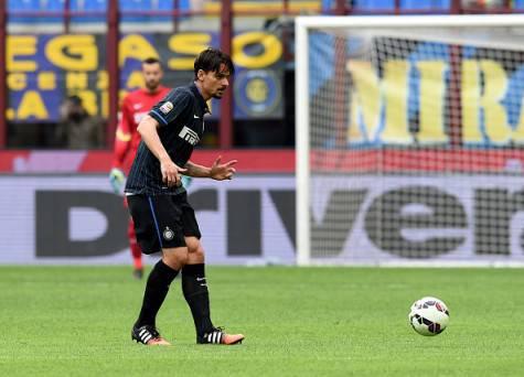 Felipe con la maglia dell'Inter
