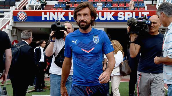 Andrea Pirlo ©Getty Images