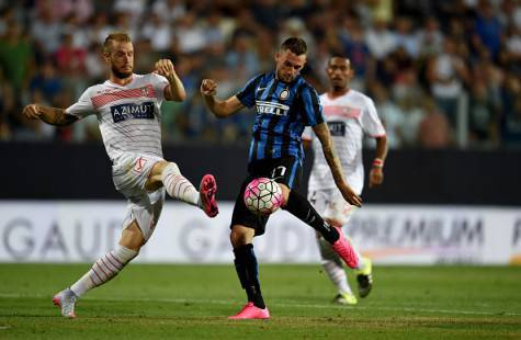 Marcelo Brozovic in azione ©Getty Images