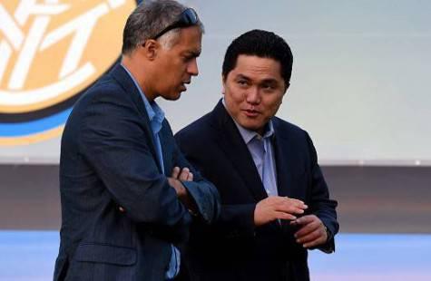 Erick Thohir e Michael Bolingbroke / Getty Images