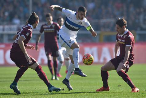 Mauro Icardi in azione ©Getty Images
