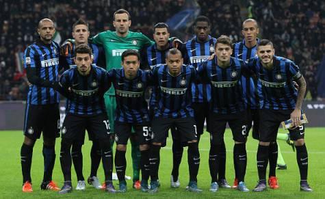 La formazione dell'Inter ©Getty Images