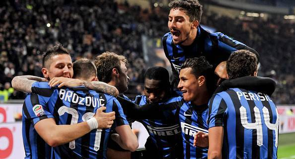 I giocatori dell'Inter ©Getty Images