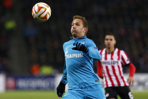 Calciomercato Zenit, Criscito può andar via: Inter e Napoli ci pensano