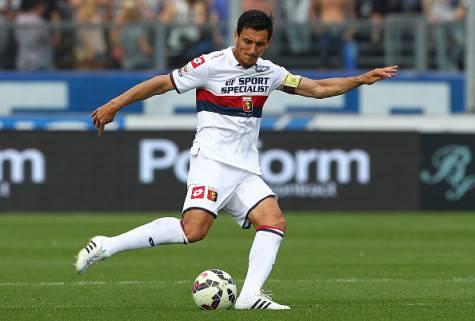 Burdisso in azione (Getty Images)
