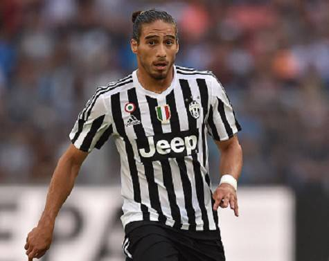 Martin Caceres in azione - ©Getty Images