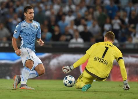 Qui Lazio, Klose giocherà contro l'Inter (Getty Images)