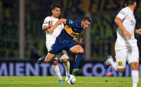 Jonathan Calleri in azione (Getty Images)