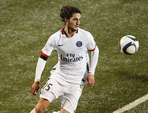 Adrien Rabiot ©Getty Images