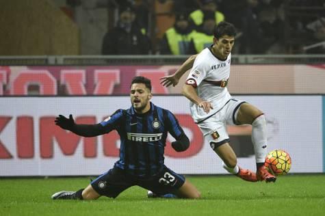 Mercato Inter, trovato il sostituto di Ranocchia: contatti avviati per Izzo