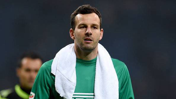 Inter, Samir Handanovic ©Getty Images