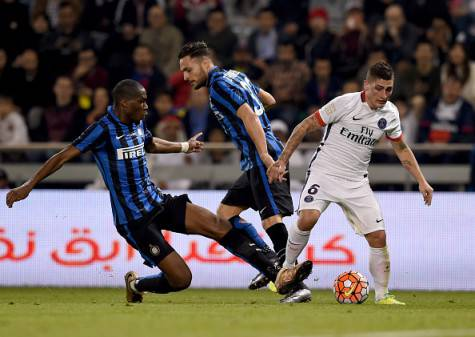 Inter contro Psg ©Getty Images