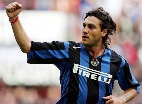Christian Vieri ai tempi dell'Inter (Getty Images)