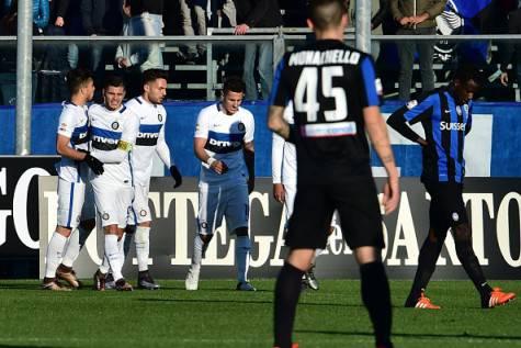 Atalanta-Inter 1-1 (Getty Images)