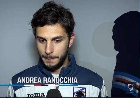 Andrea Ranocchia ©sampdoria.it