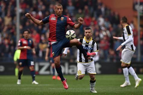 Sebastien De Maio in azione con la maglia del Genoa ©Getty Images