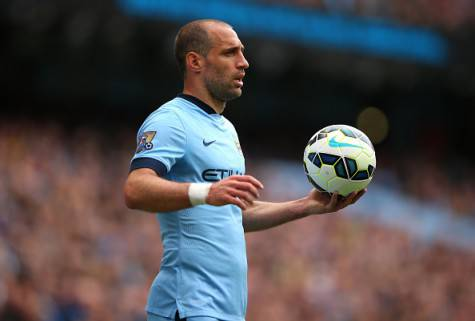 Pablo Zabaleta ©Getty Images