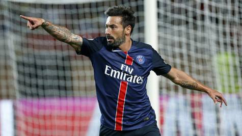 Ezequiel Lavezzi ©Getty Images