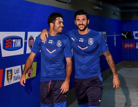 Eder e Roberto Soriano ©Getty Images