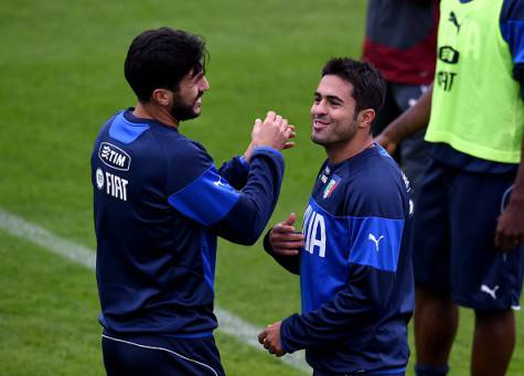 Eder e Soriano in Nazionale ©Getty Images