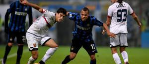 Inter, Biabiany in azione ©Getty Images