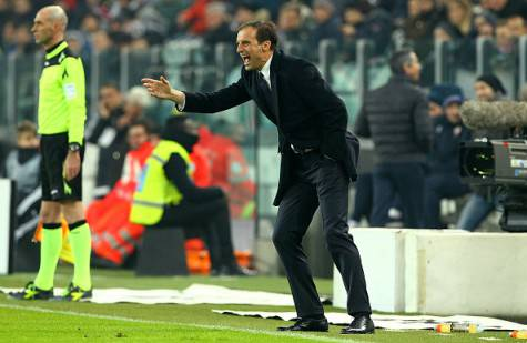Massimiliano Allegri ©Getty Images
