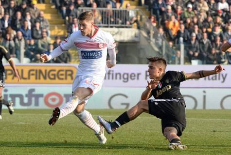 Riccardo Gagliolo in azione ©Getty Images
