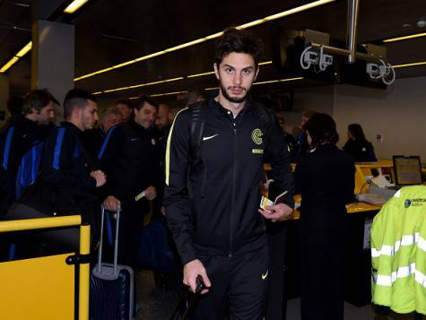 Andrea Ranocchia ©Getty Images