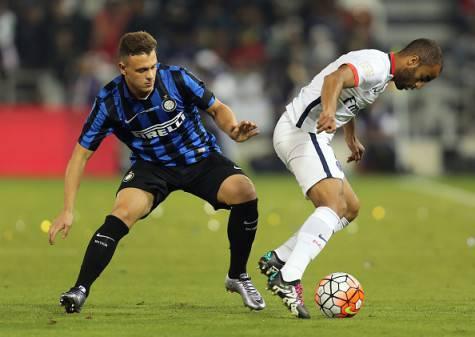 Inter, Federico Dimarco in azione ©Getty Images