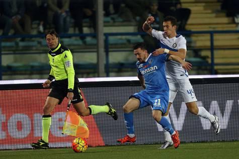 Mario Rui in Empoli-Inter ©Getty Images