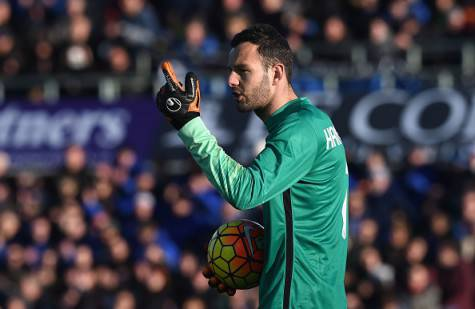 Samir Handanovic ©Getty Images