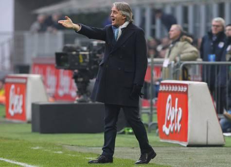 Roberto Mancini ©Getty Images
